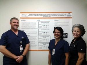 A fellowship to prepare trauma nurses