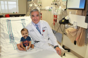 Pediatric liver transplants available again in San Antonio