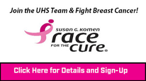 Join Us for the Komen Breast Cancer Run on Saturday